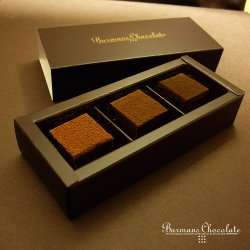 画像1: シーズナリーチョコレート:3粒詰め合わせA